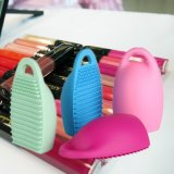 【FDA亞馬遜/eBay】Silicone brush 硅膠多功能化妝品清潔洗刷蛋