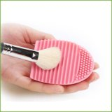 化妆刷洗刷蛋 硅胶鸡蛋刷 brush egg 化妆刷清洗神器硅胶鸡蛋刷