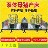 现代化畜牧业带动养猪设备经济母猪产床厂家猪用产床尺寸