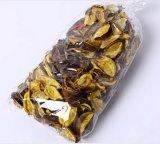 干花批发OPP袋包装香薰汽车家居彩色棉花壳香包天然植物