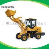 出口型912型全液压工程专用装载铲车,四驱装载机,泥土装载机
