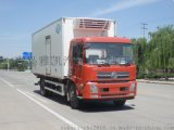东风天锦6.8米冷藏车价格,180马力冷藏车报价,冷藏保鲜运输车,冷链运输车