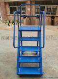 萬江倉庫取貨梯,帶輪子的取貨梯