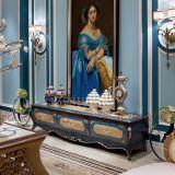 廠家批發最新款歐式電視櫃 歐式木皮拼花家具 意大利新款裝飾家具