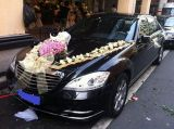 婚礼花车租赁