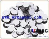 【厂家直销】供应环保橡胶磁,规格自定,厚度最薄可做到0.4MM