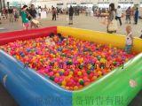 四川20平方充气海洋球池价格