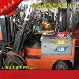 杭州二手叉车转让 1.5吨2吨3吨电瓶叉车供应 二手电动叉车