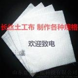 厂家直销针刺聚酯长丝无纺土工布反滤 隔离 养护200g-600g