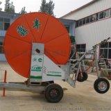 喷灌设备 农业灌溉 卷/绞盘式JP75-350 卷盘绞盘式喷灌机