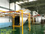 大旋风喷粉房-粉体涂装生产线