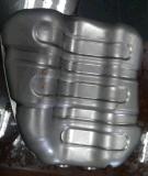 大众消声器上下壳体双层不锈钢五工序拉伸模具