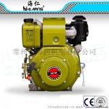 6马力配皮带轮柴油机,柴油机经销商,电启动风冷柴油机