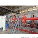 大型钢筋笼滚焊机 可定制钢筋笼滚焊机 钻孔桩钢筋笼成型机