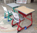 700*500*25mm注塑封边板 学校招标定做学生课桌椅 工程塑料坐背