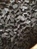 大理石石材幕墙玻璃填缝黑塑料垫片垫块调水平