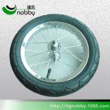 诺贝厂家供应K-T1607 12寸儿童平衡车轮子冰激凌车轮