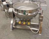 电加热可倾蒸煮夹层锅
