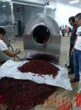 一锅炒150KG辣椒的烘炒机械设备 适用于调料加工、榨油业