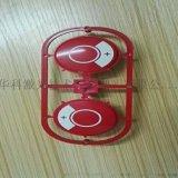 惠州ABS塑料激光打标机 PC/PVC塑胶激光镭雕机