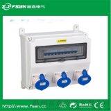 國際標準富森塑料電源插座箱、插頭插座