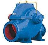 太平洋TPOW型中开蜗壳式单级双吸离心泵