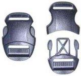 旦形塑胶插扣(QZ0108)