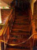 船木楼梯 船木走廊 船木亭桥 楼梯