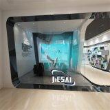 广州杰赛科技企业展厅 展览搭建设计 展厅形象设计 展厅设计施工
