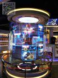 飞视光电THROVISION-JC5LED透明圆柱屏