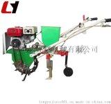 龙钰机械直销汽油播种机 多功能汽油播种施肥机一体机