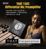 美国制造专业音频集成电路THAT1583 专业音响音频IC