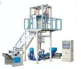 厂家直销高低压吹膜机SJ-B-50-600 PE背心袋吹膜机 塑料袋吹膜机专业制造