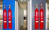 二氧化碳感温自启动灭火装置