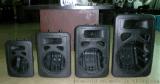 厂家直供 舞台专业音箱塑胶壳体 8寸 10寸 12寸 15寸