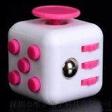 美国Fidget Cube抗烦躁焦虑多动症缓解压力减压魔方二代骰子迷彩