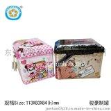 儿童存钱罐,糖果饼干盒,马口铁包装盒