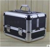 厂家铝合金化妆箱化妆包手提包化妆品皮箱铝箱珠宝收纳箱JH-516