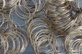 郑州金欧焊业供应多种规格不锈钢、铁管类焊接用H221黄铜焊环 铜焊环