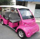 新款八座电动车,超萌的电动观光车