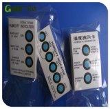 【广安达】工厂直销湿度卡,色卡,环保无毒欧盟标准无钴湿度指示卡