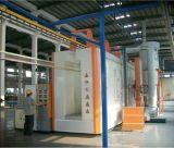 靜電噴粉塗裝生產線