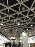 铝格栅吊顶生产厂家,木纹铝格栅吊顶,格子吊顶厂家直供