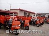 厂家直销柴油三轮车工地用三自卸车