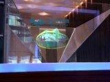 全息展示柜,幻影成像技术,单面全息厂家,360度立体成像展示柜