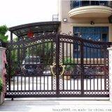 别墅门、庭院门、欧式中式户外大门,东莞厂家,全国发货