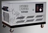 静音发电机组|10KW-30KW汽油发电机