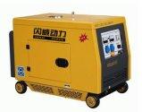 6KW柴油发电机 移动式小型发电机