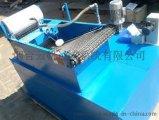 2种不同形式机床用重力过滤机