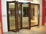 深圳市高端豪华折叠门,折叠窗,折叠门窗设计制作安装中心工程部(工厂直销)